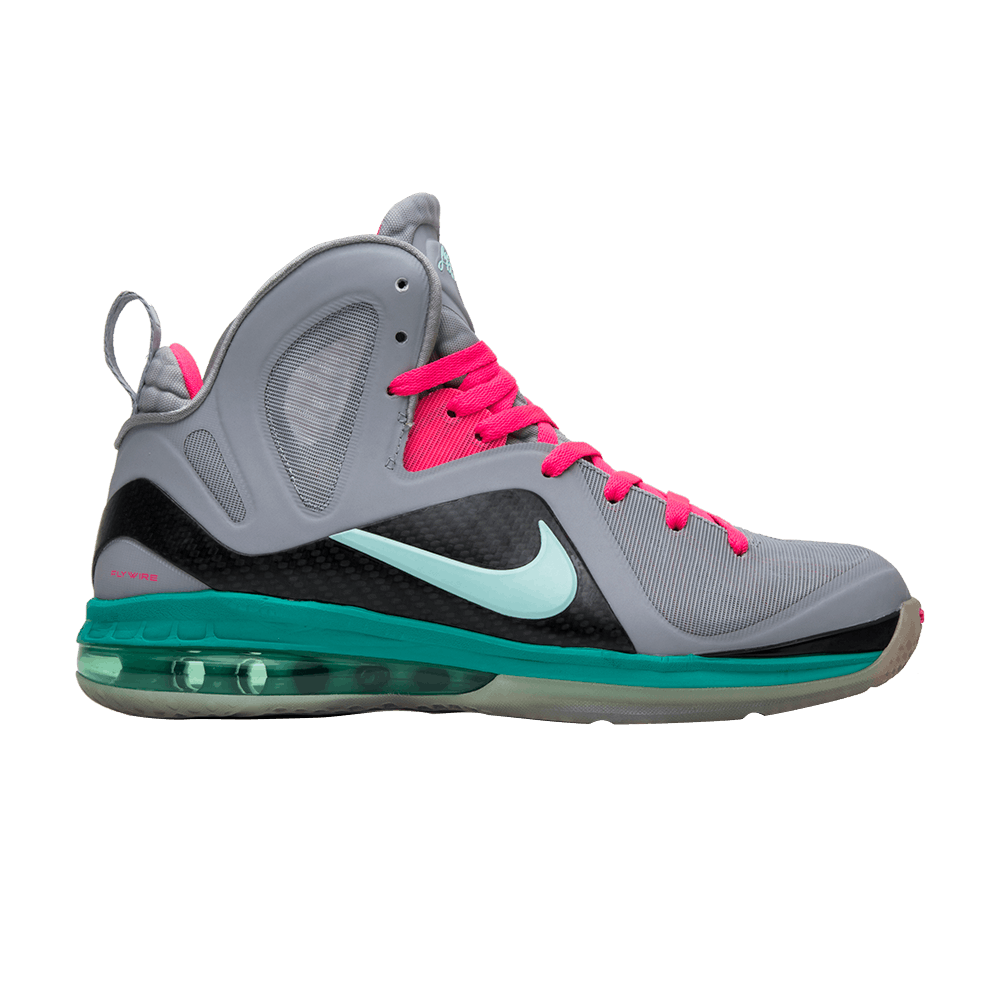 online store 5ad48 2f579 LeBron 9 P.S. Elite  South Beach  - Nike - 516958 001   GOAT