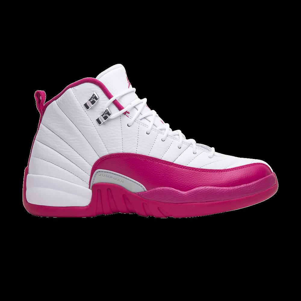 af1c0ce141f Air Jordan 12 Retro GG 'Vivid Pink' - Air Jordan - 510815 109 | GOAT