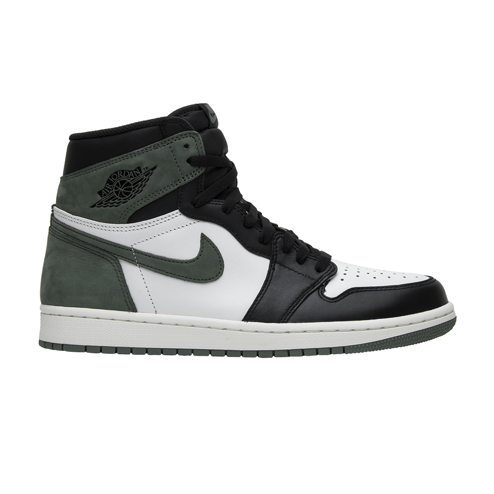 Air Jordan 1 Retro High OG  Clay Green  - Air Jordan - 555088 135  789edfddf