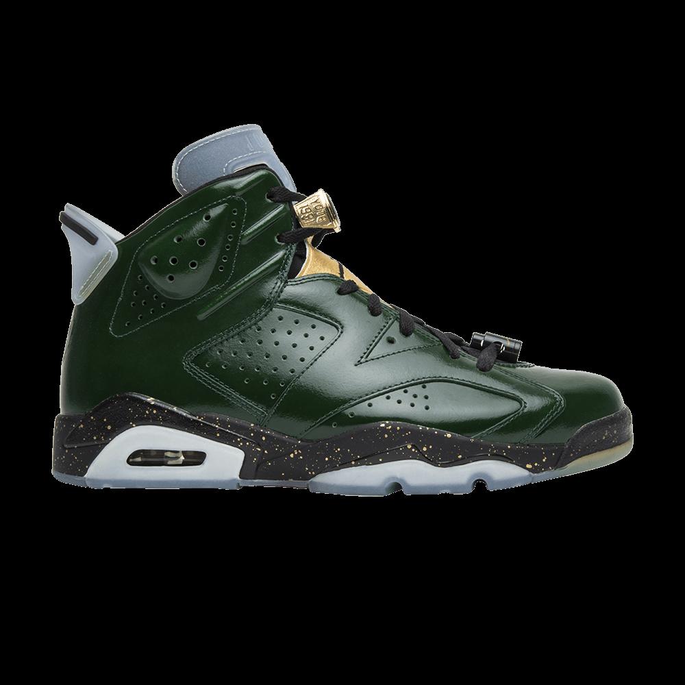 4f63d5e39a3653 Air Jordan 6 Retro  Champagne  - Air Jordan - 384664 350