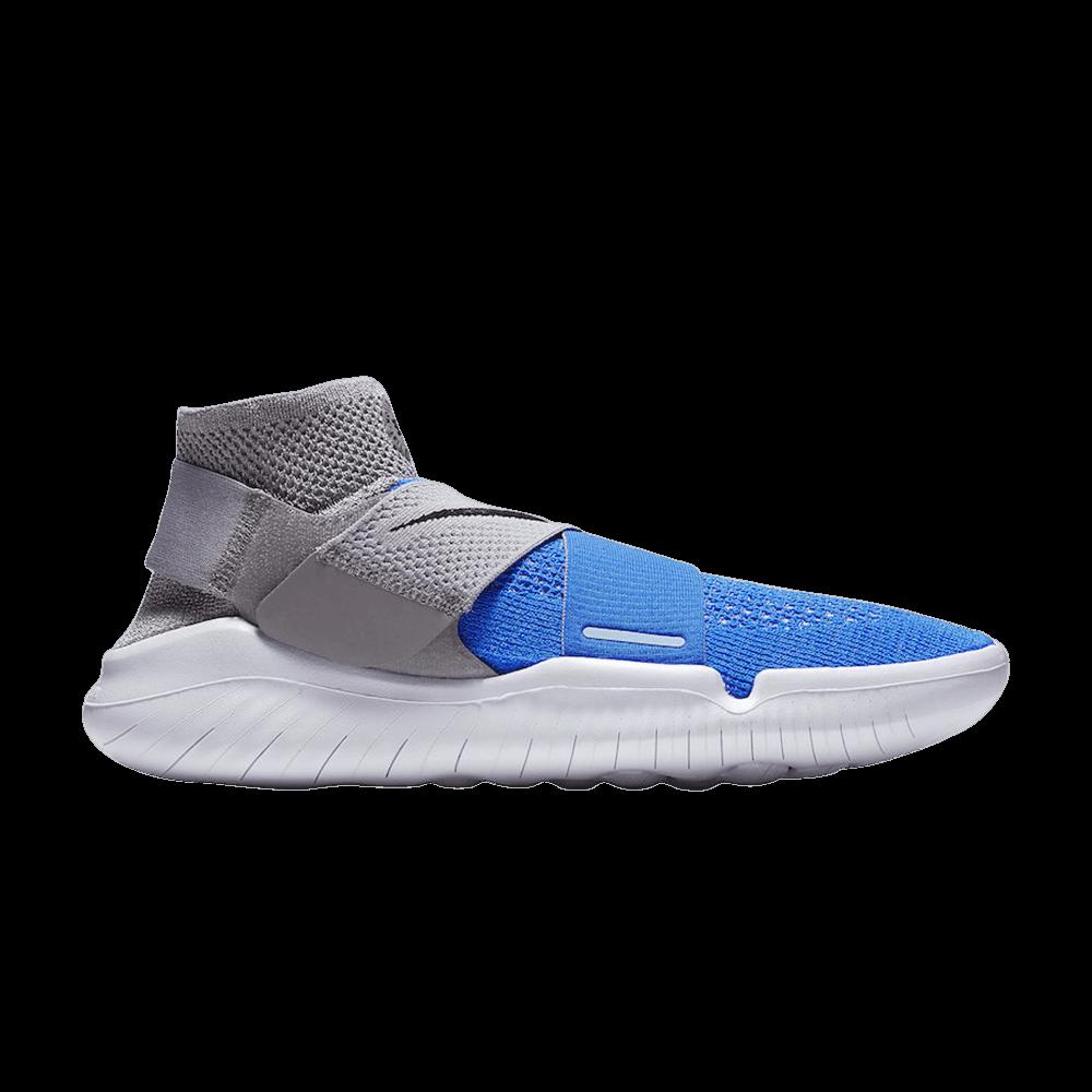c3d4a3bdb284b Free RN Motion Flyknit 2018  Photo Blue  - Nike - 942840 401