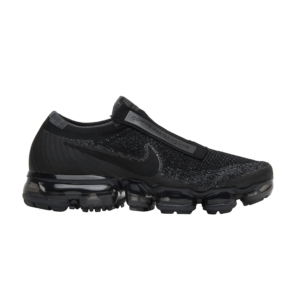 6c2b49f5ad95d Comme des Garçons x Air VaporMax  Black  - Nike - 924501 001