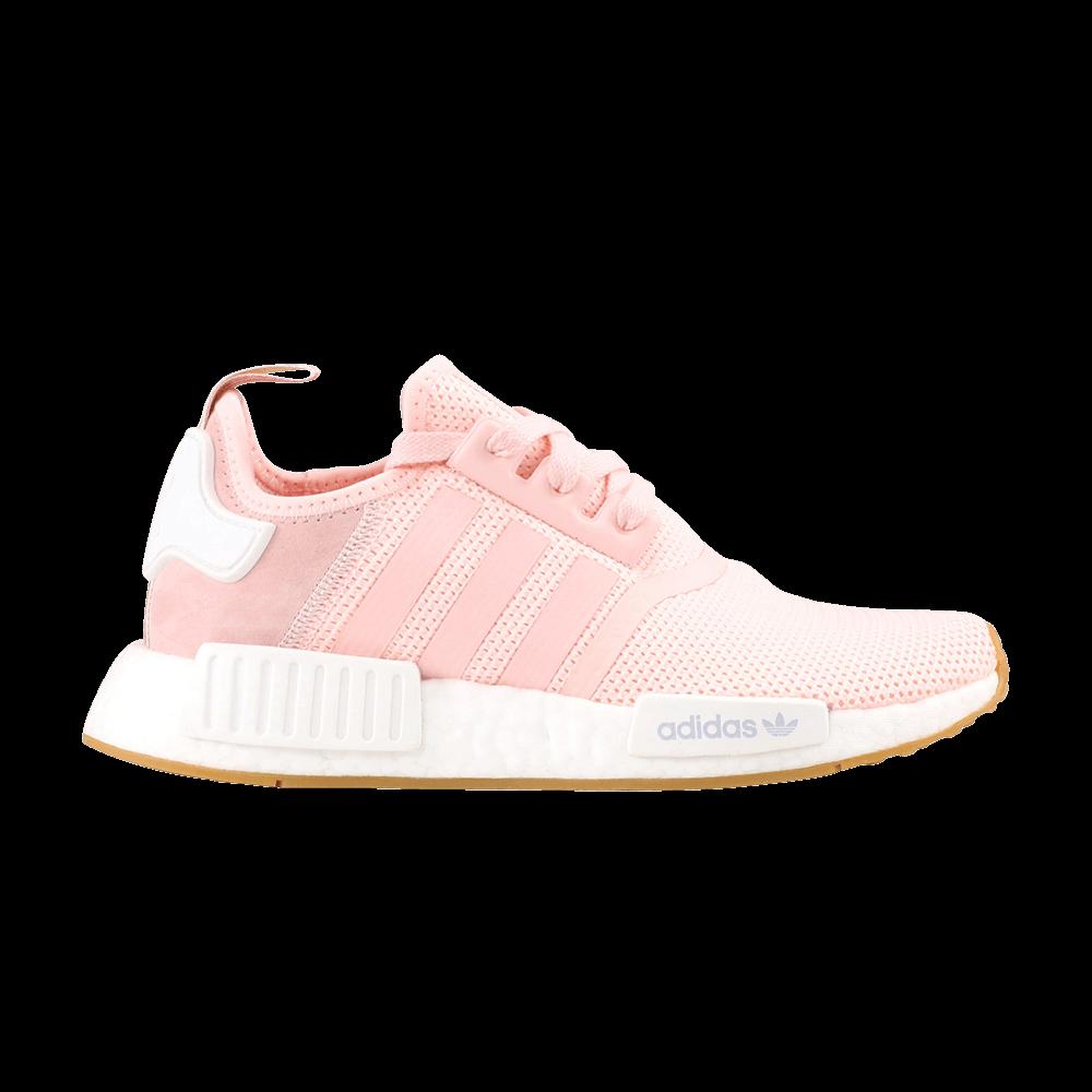 fff1a4a9d2d Wmns NMD R1  Pink Gum  - adidas - BB7588
