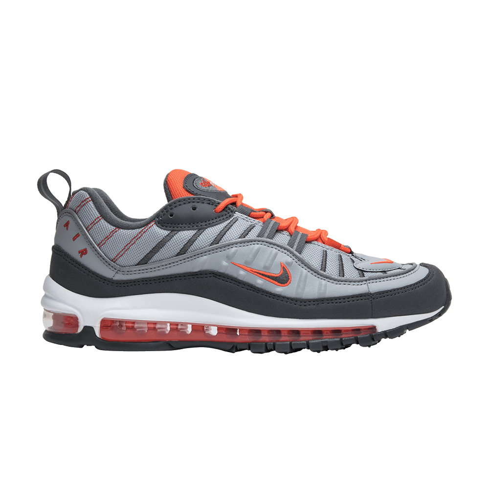 c5817ba618 Air Max 98 'Total Crimson' - Nike - 640744 006 | GOAT