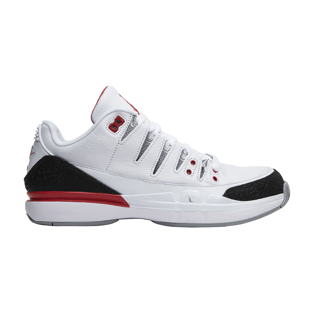 Zoom Vapor Tour AJ3  Fire Red  - Nike - 709998 106  16c4153e1