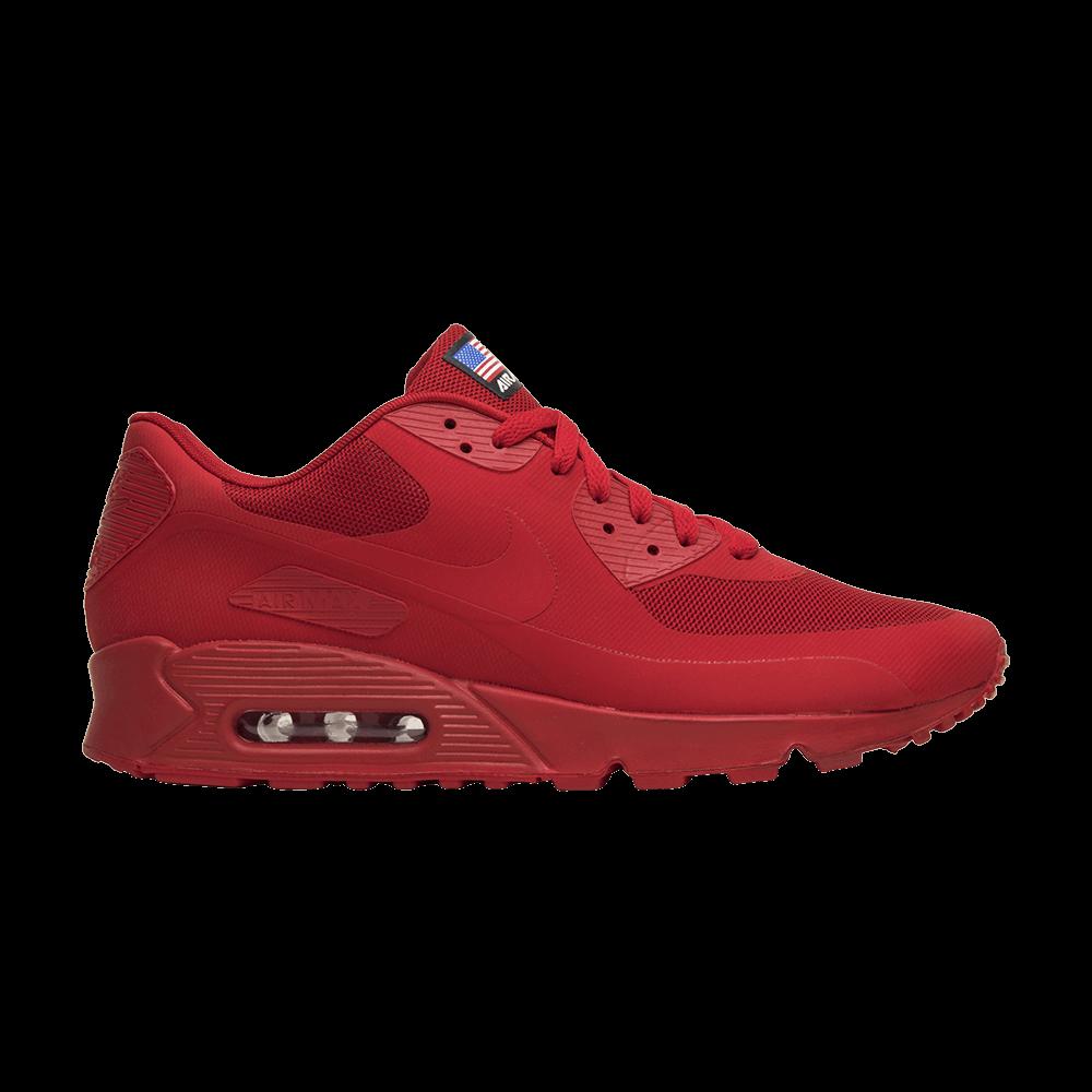 26fd2e392d Air Max 90 Hyperfuse QS 'USA' - Nike - 613841 660 | GOAT