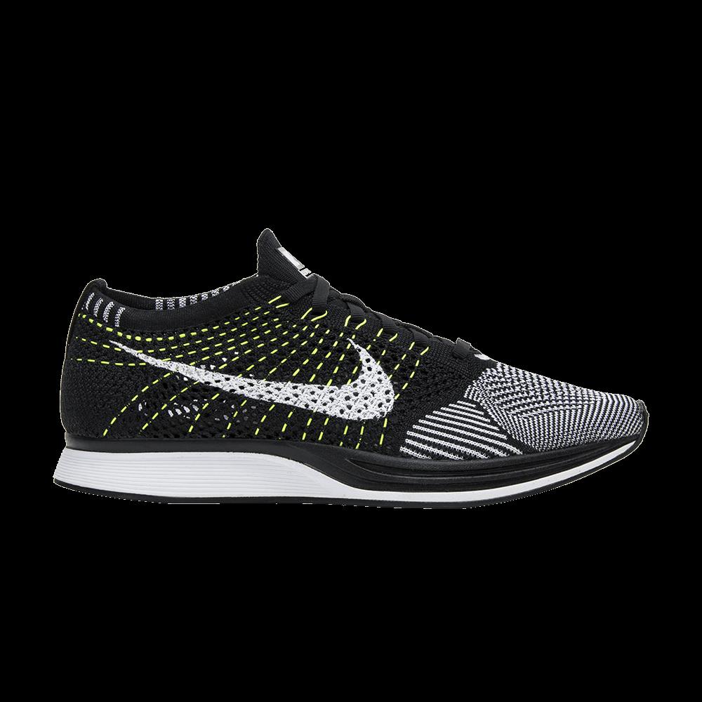 Flyknit Racer 'Volt' 2015 - Nike - 526628 011 15 | GOAT
