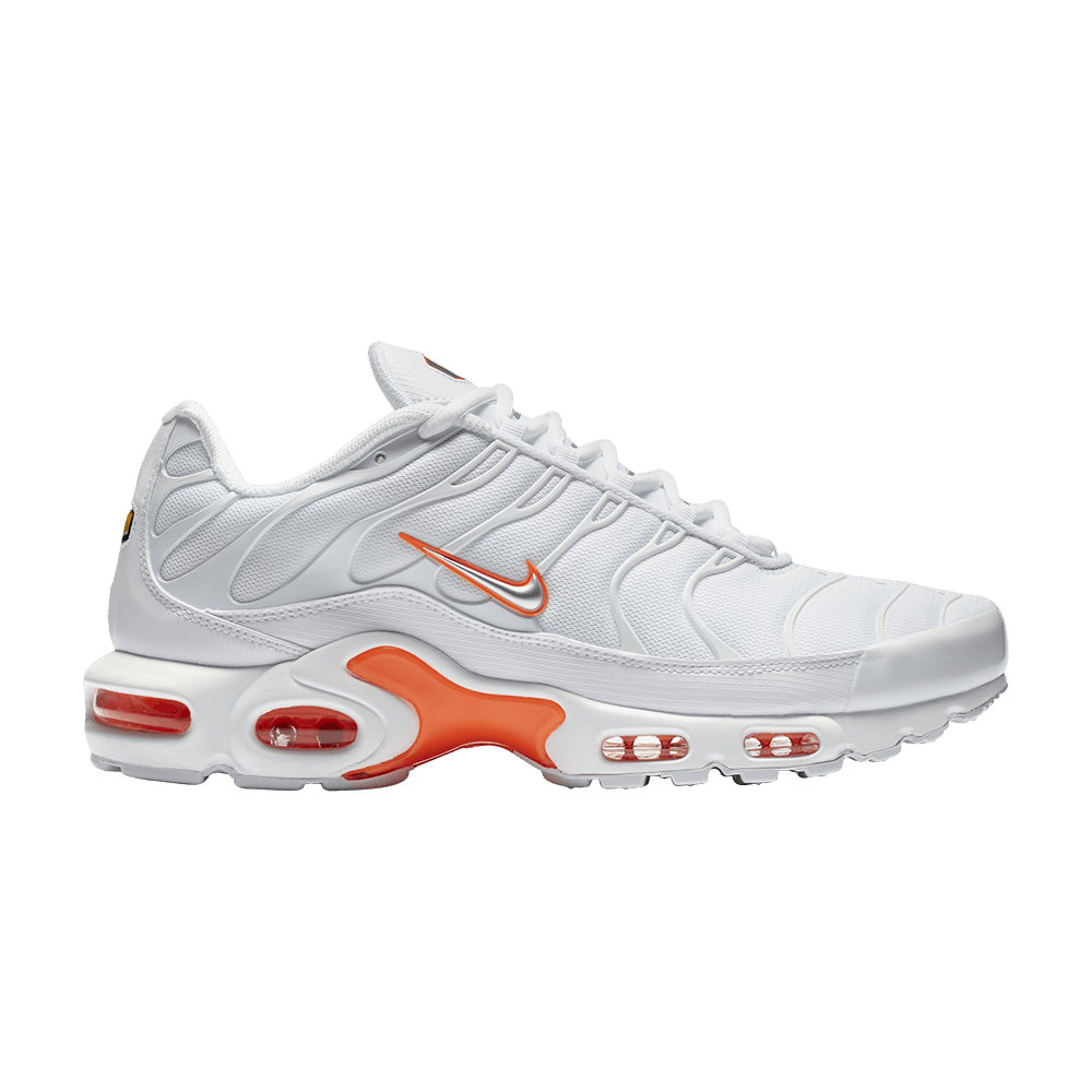 Air Max Plus TN SE 'White Orange'