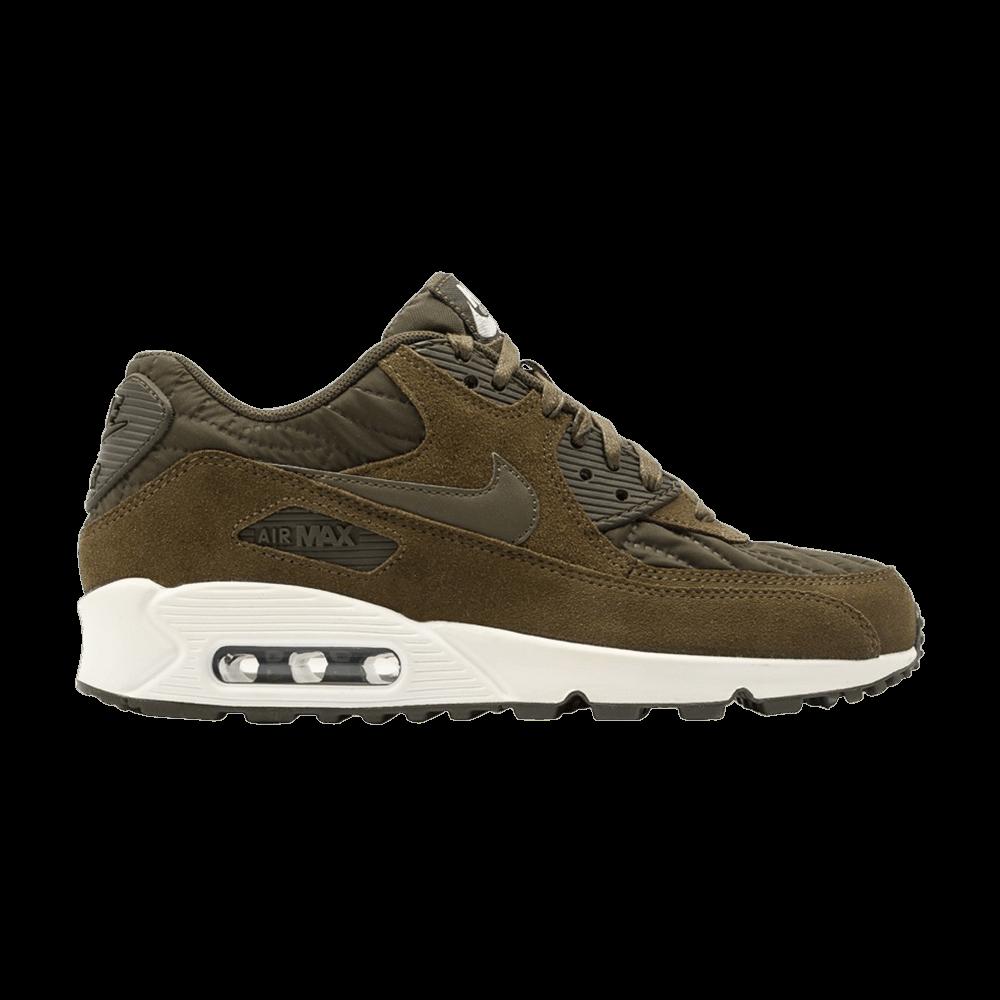 Wmns Air Max 90 Premium Nike 443817 300 | GOAT