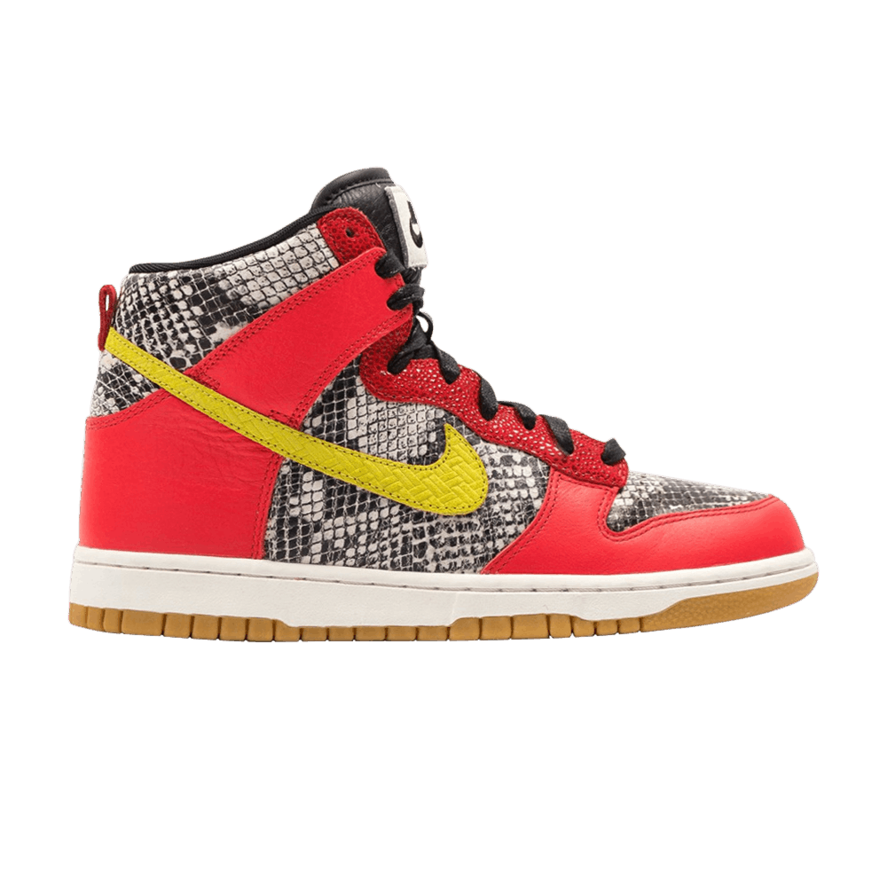 cheaper edd06 58086 Wmns Dunk High LX  Python  - Nike - 881233 800   GOAT