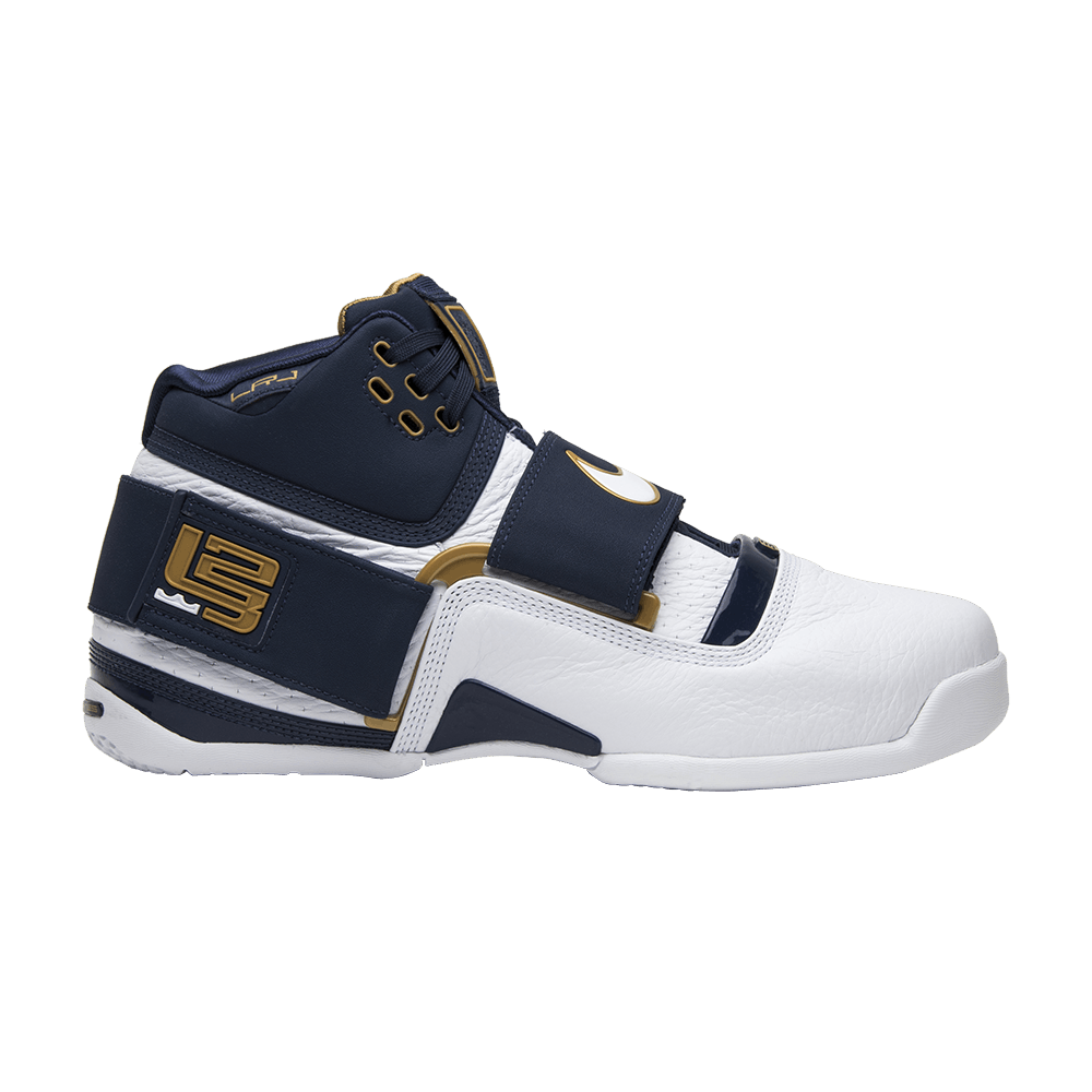 best sneakers 5ac5b 3f750 LeBron Soldier 1 '25 Straight' - Nike - AO2088 400 | GOAT