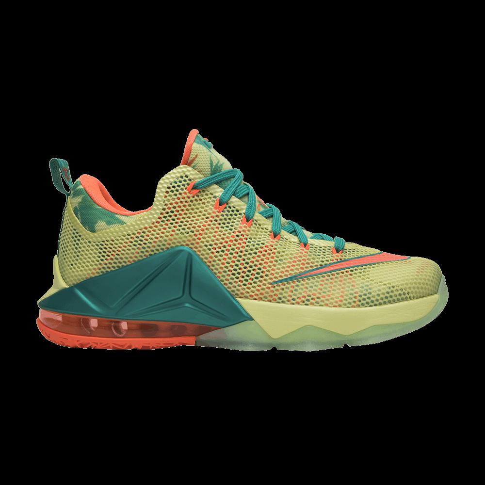 e761c4ba76978 LeBron 12 Low  LeBronold Palmer  - Nike - 776652 383