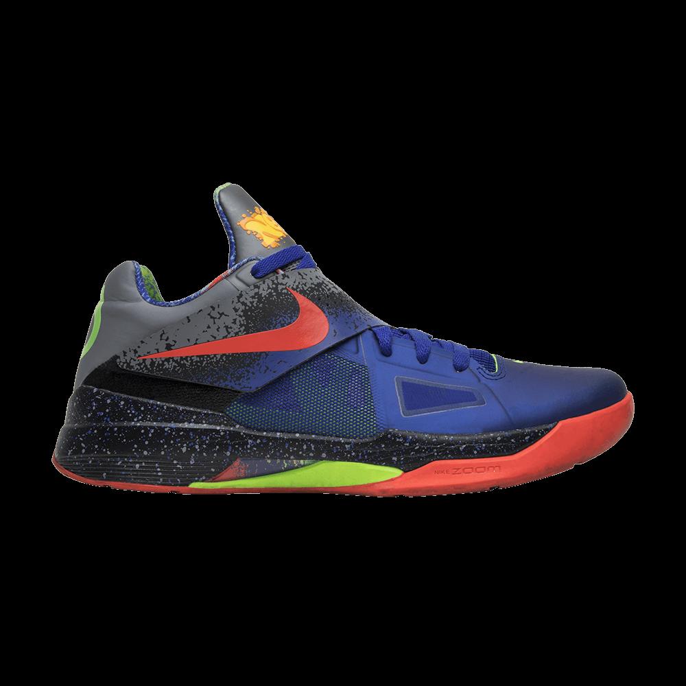 90dc4b68a75 Zoom KD 4  Nerf  - Nike - 517408 400