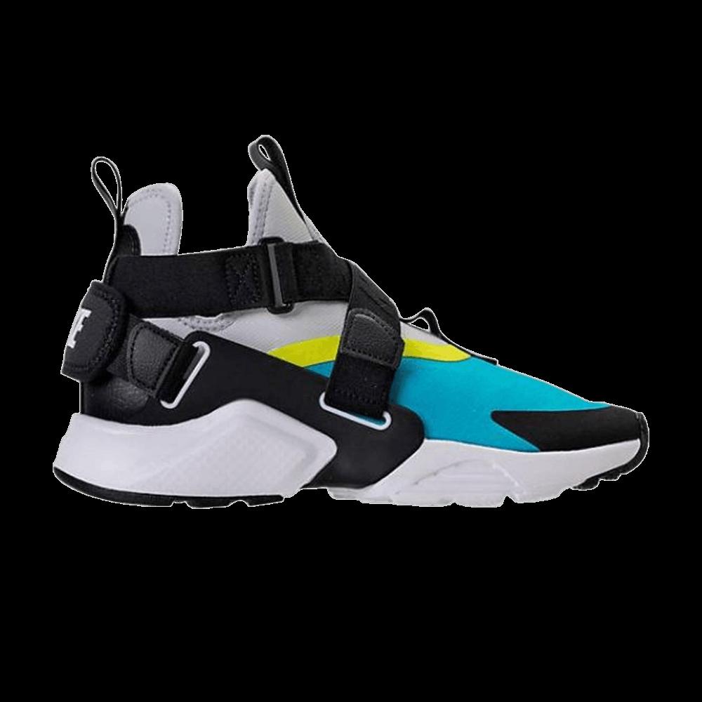 7d9c2a8180b28 Huarache City High  Medium Blue  - Nike - AJ6662 400
