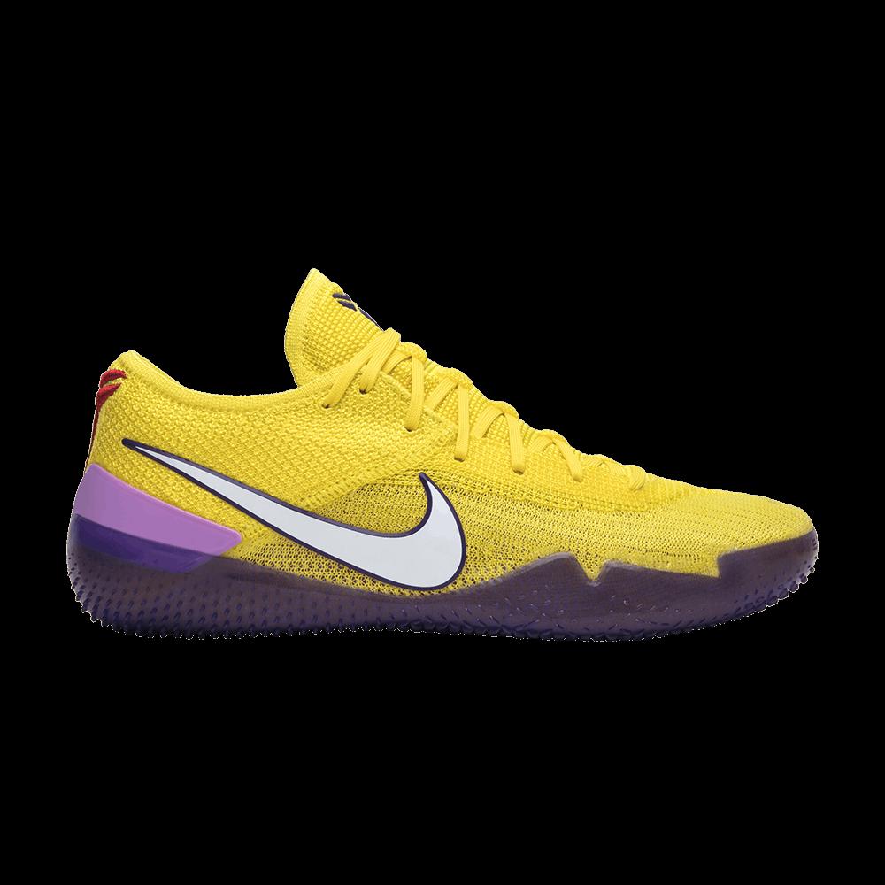 a69a2540445 Kobe AD NXT 360  Yellow Strike  - Nike - AQ1087 700