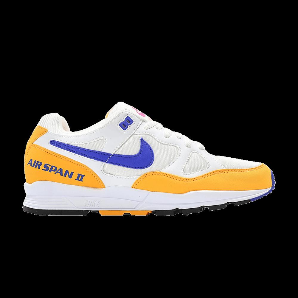 Nike Air Span II OG Hot Coral