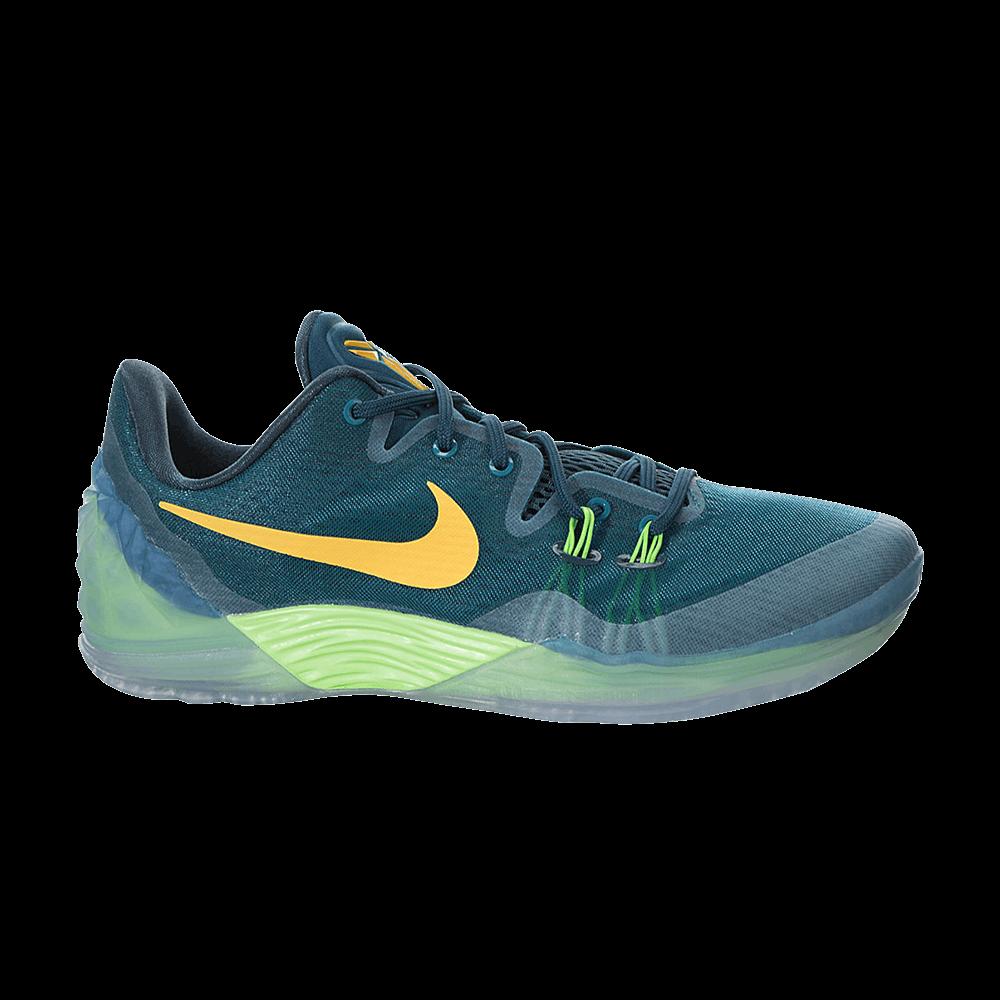e897255eda8c Zoom Kobe Venomenon 5  Radiant Emerald  - Nike - 749884 383