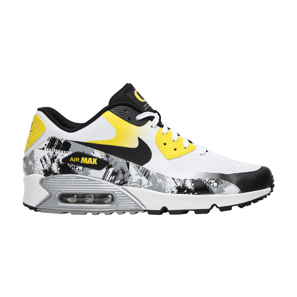 9f6b299ff9 Air Max 90 Ultra 2.0 'Doernbecher Oregon Ducks' - Nike - AH6830 100 | GOAT