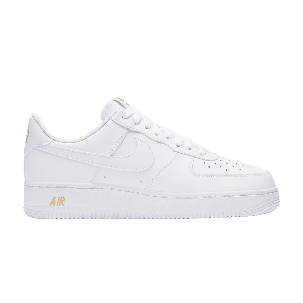 online store 97f9d a8526 Air Force 1 Low  07  Leaf Crest Logo  - Nike - AA4083 102   GOAT