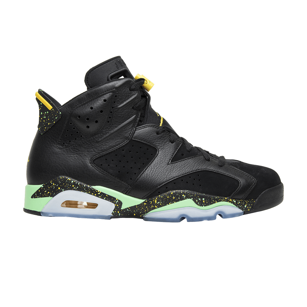 new arrivals fd592 25a7d Air Jordan 6 Retro  Brazil Pack  - Air Jordan - 688446 020   GOAT