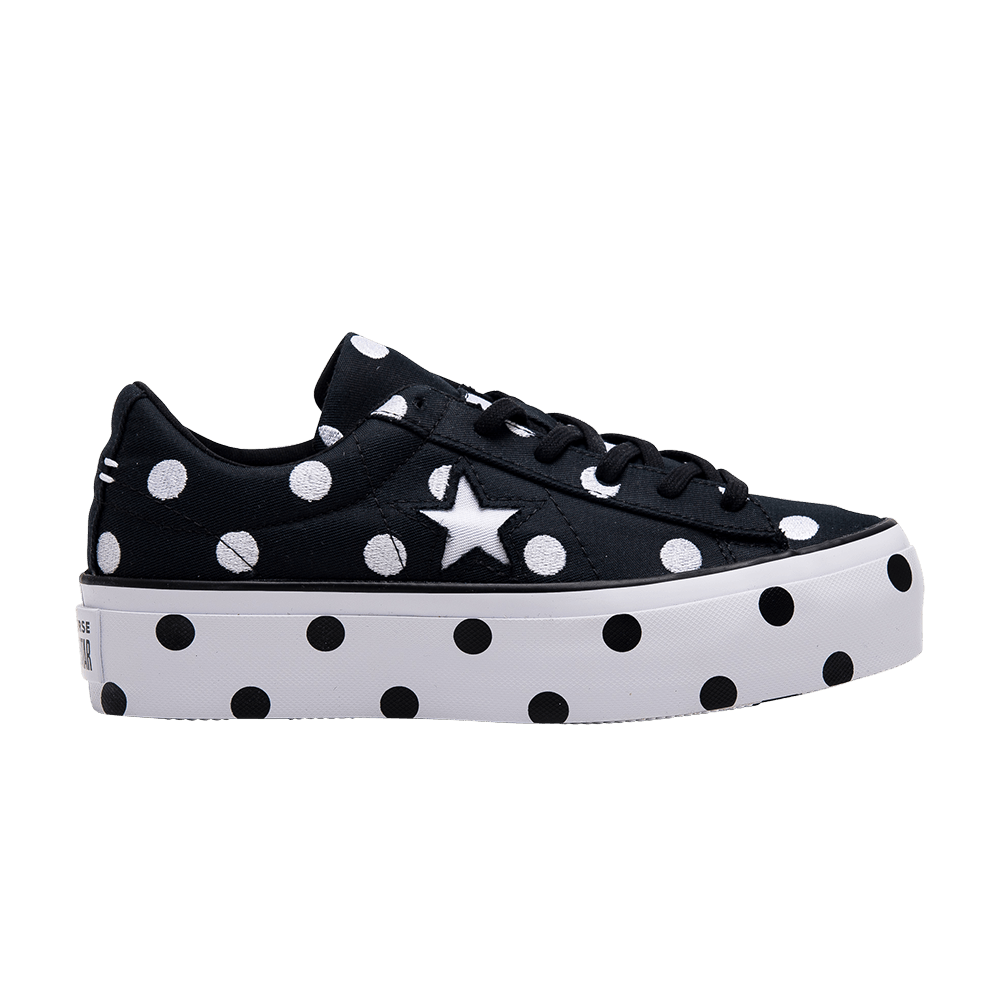 2b52aea76e7dc7 Wmns One Star Platform Low Top - Converse - 560695C