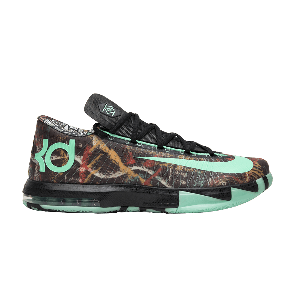 buy online c3eaa c5345 KD 6  All Star - Illusion  - Nike - 647781 930   GOAT