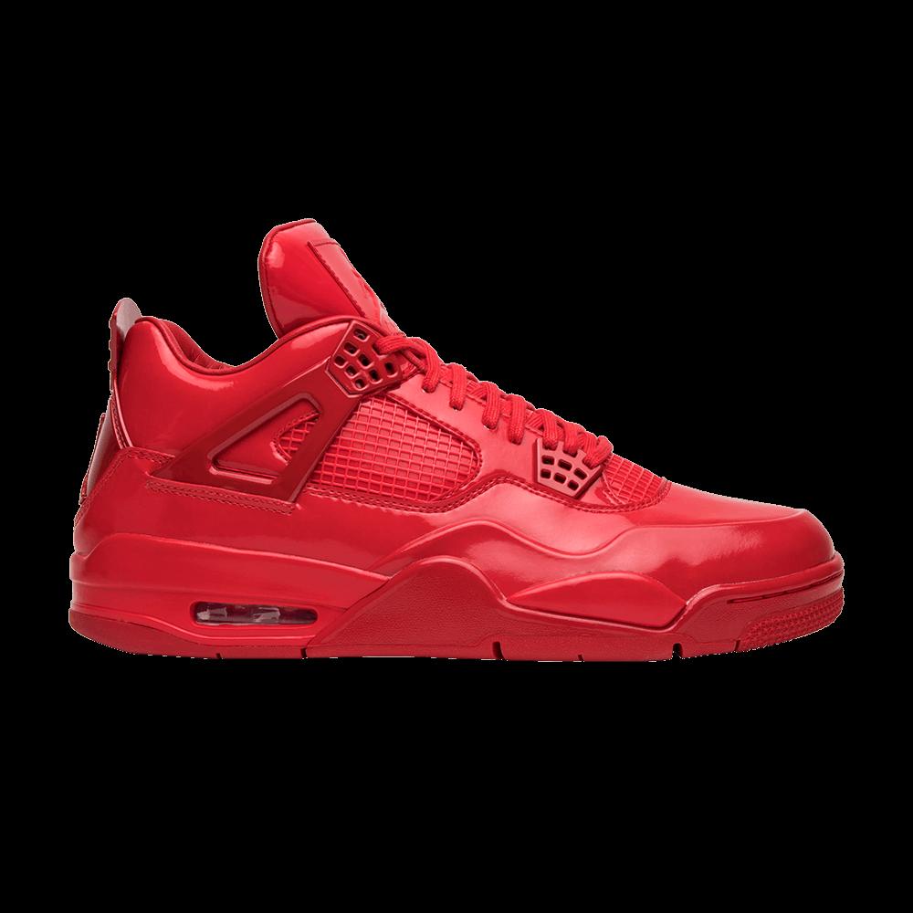 c62dc8e6a24dc7 Air Jordan 11LAB4  Red Patent Leather  - Air Jordan - 719864 600