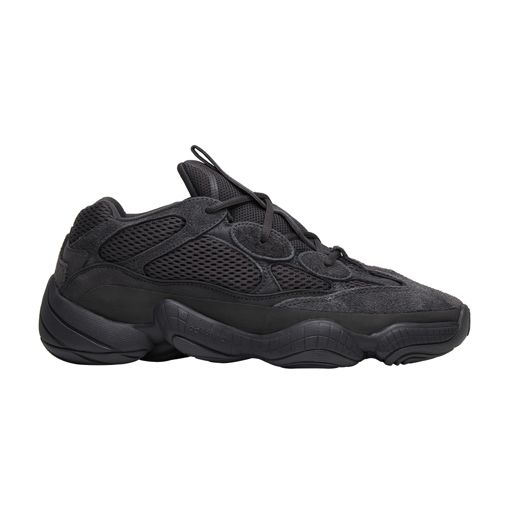 sports shoes 7edfd 264ed Yeezy 500 'Utility Black'