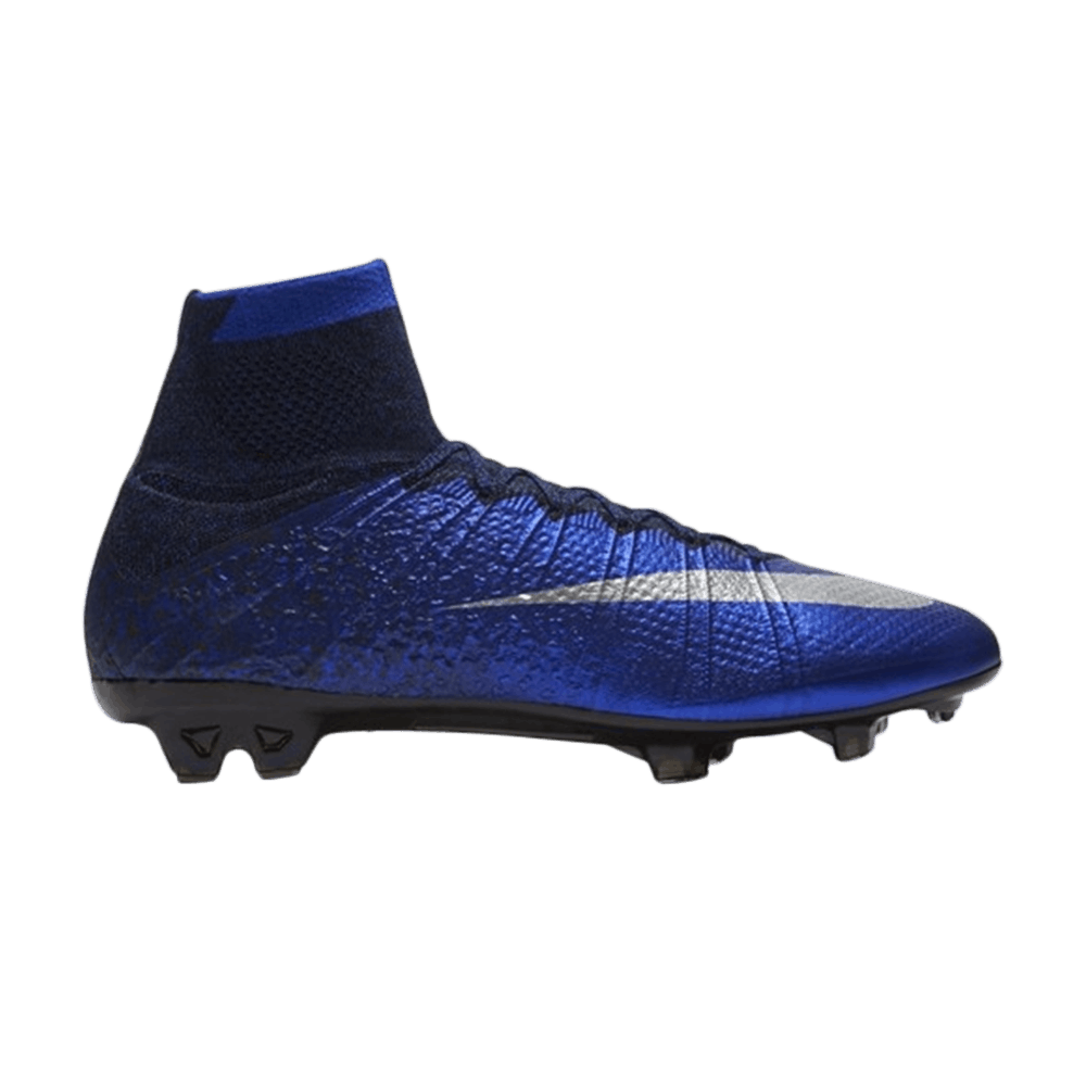354164f874 Mercurial Superfly 4 CR7 FG Soccer Cleat 'Natural Diamond' - Nike - 677927  404 | GOAT