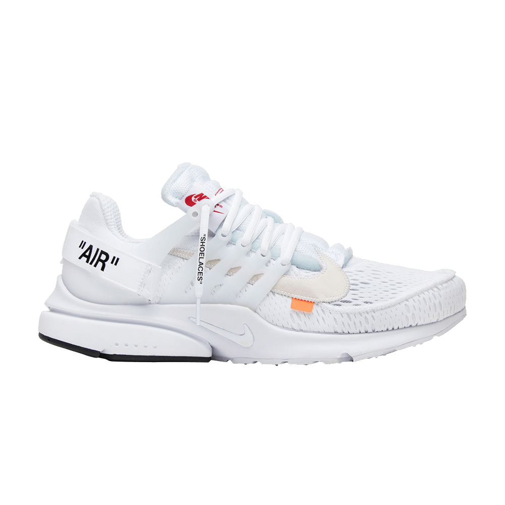 a707f48fb66f61 OFF-WHITE x Air Presto  White  - Nike - AA3830 100