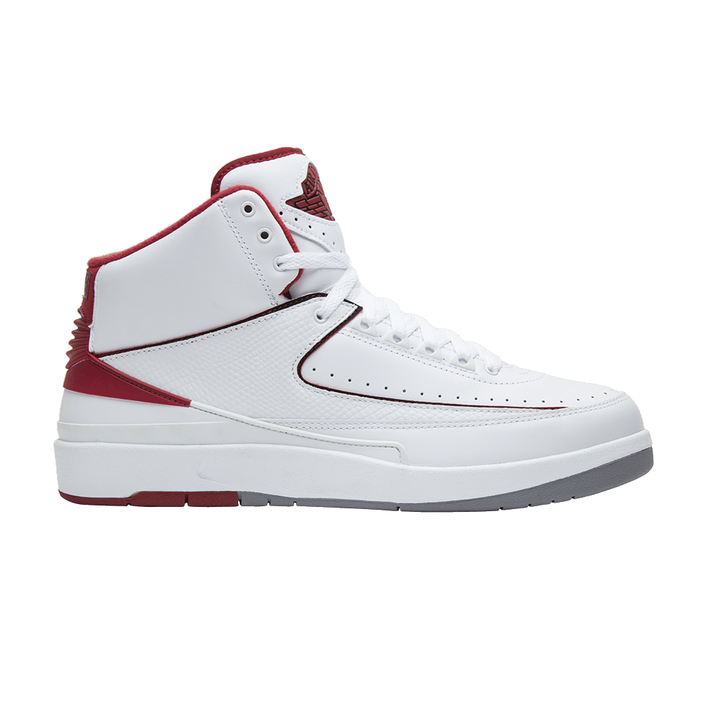 95f99ff96c8 Air Jordan 2 Retro 'Chicago Home' - Air Jordan - 385475 102 | GOAT