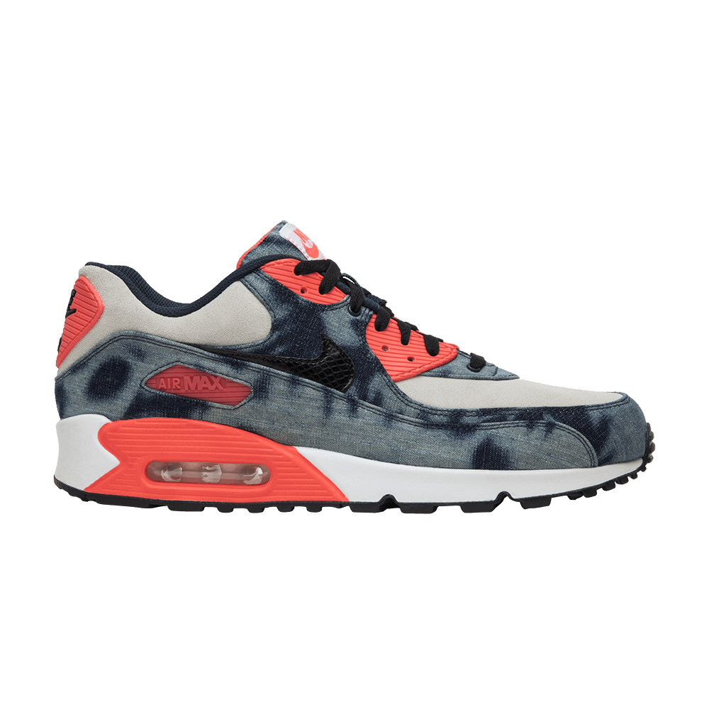 info for 64481 fe77c Atmos x Air Max 90 Dnm QS  Infrared Washed Denim  - Nike - 700875 400   GOAT