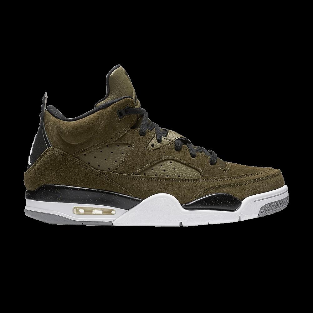 c10a80fbe30178 Jordan Son Of Mars Low  Olive Canvas  - Air Jordan - 580603 300
