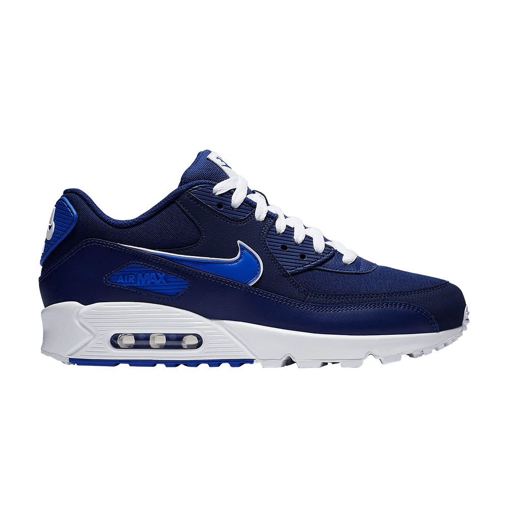 286d1071805 Air Max 90 Essential  Blue Void  - Nike - AJ1285 401