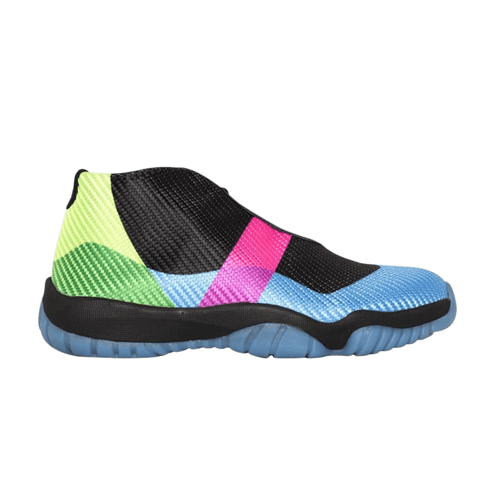 93ea02cf37e6b2 Jordan Future GS  Quai 54  - Air Jordan - AT9192 001