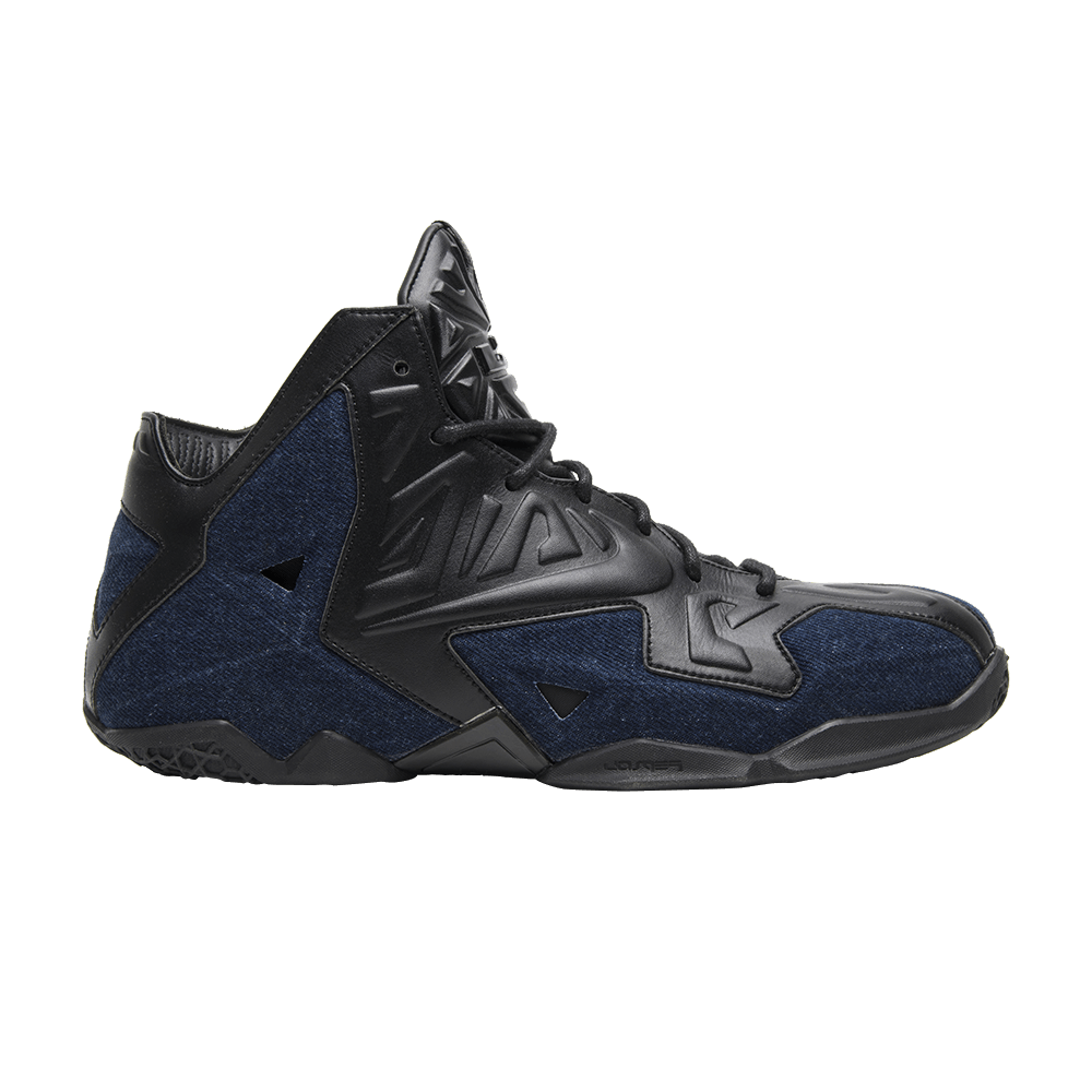new product a0494 f7be1 LeBron 11 EXT Denim QS  Denim  - Nike - 659509 004   GOAT