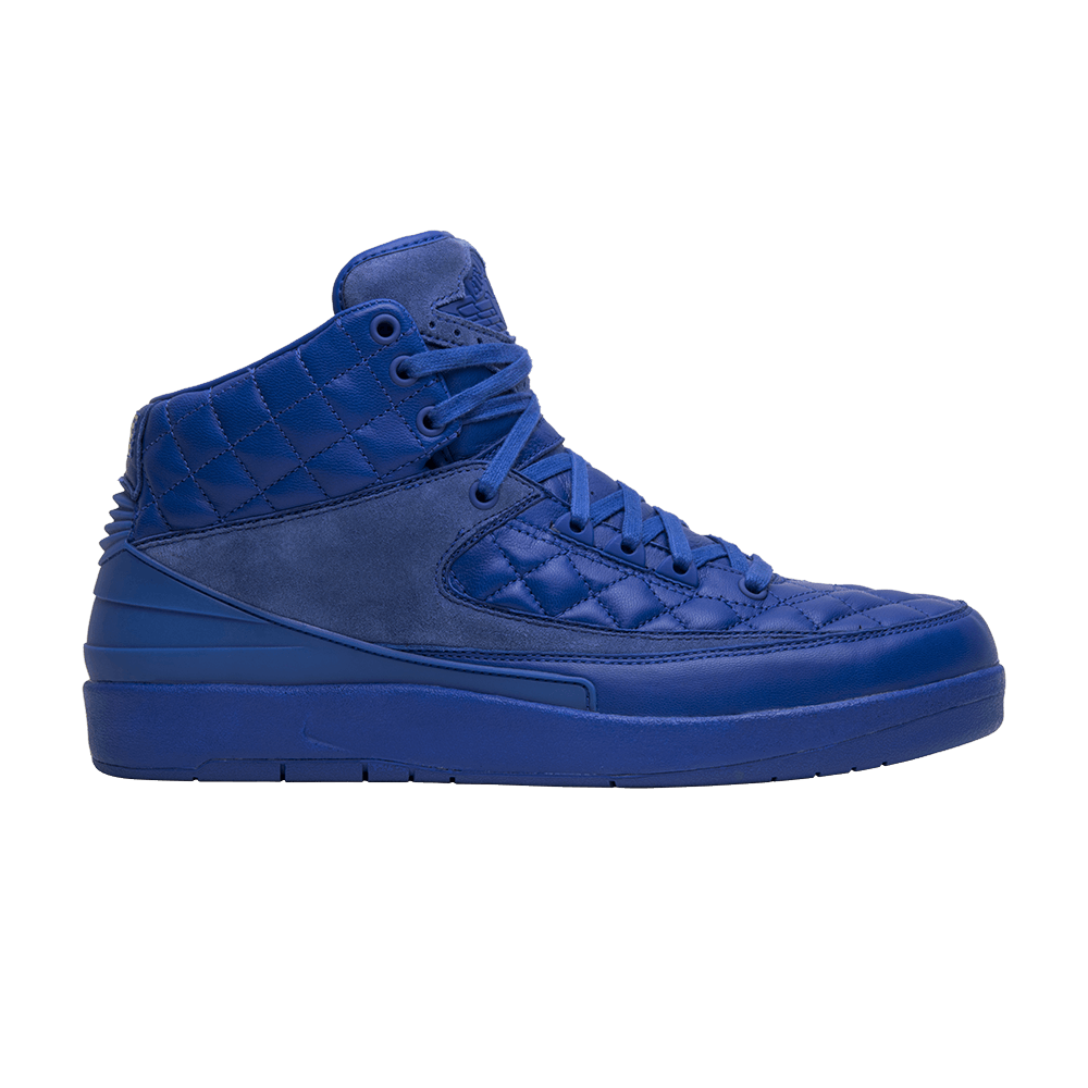 Just Don X Air Jordan 2 Retro 'Varsity Royal'