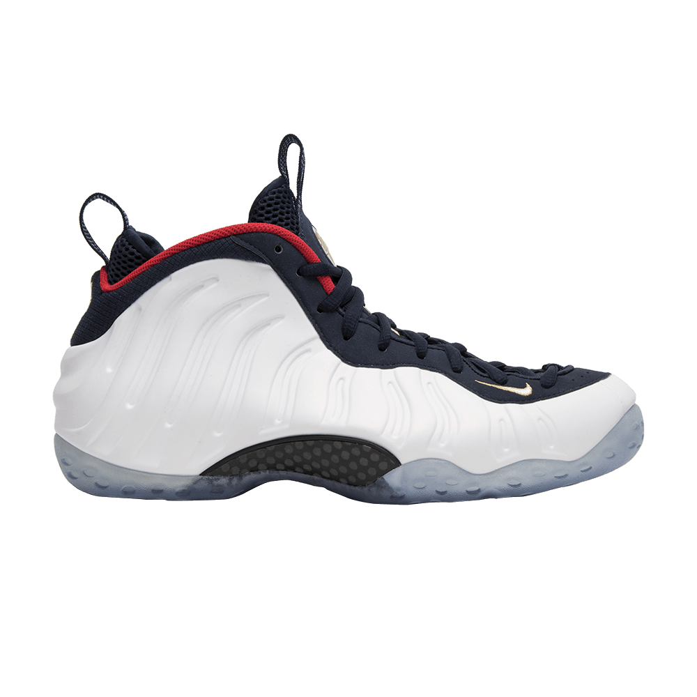 best authentic 5cc86 621a0 Air Foamposite One PRM  Olympic  - Nike - 575420 400   GOAT