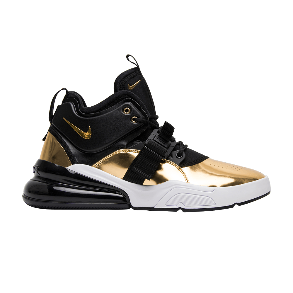 f2dec3491351f Air Force 270  Gold Standard  - Nike - AT5752 700
