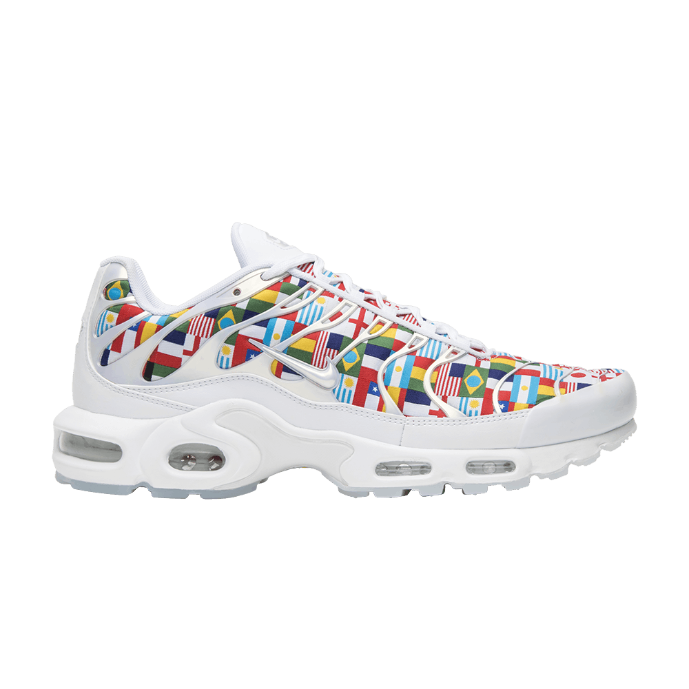 f50c8fcc75 Air Max Plus 'International Flag' - Nike - AO5117 100 | GOAT