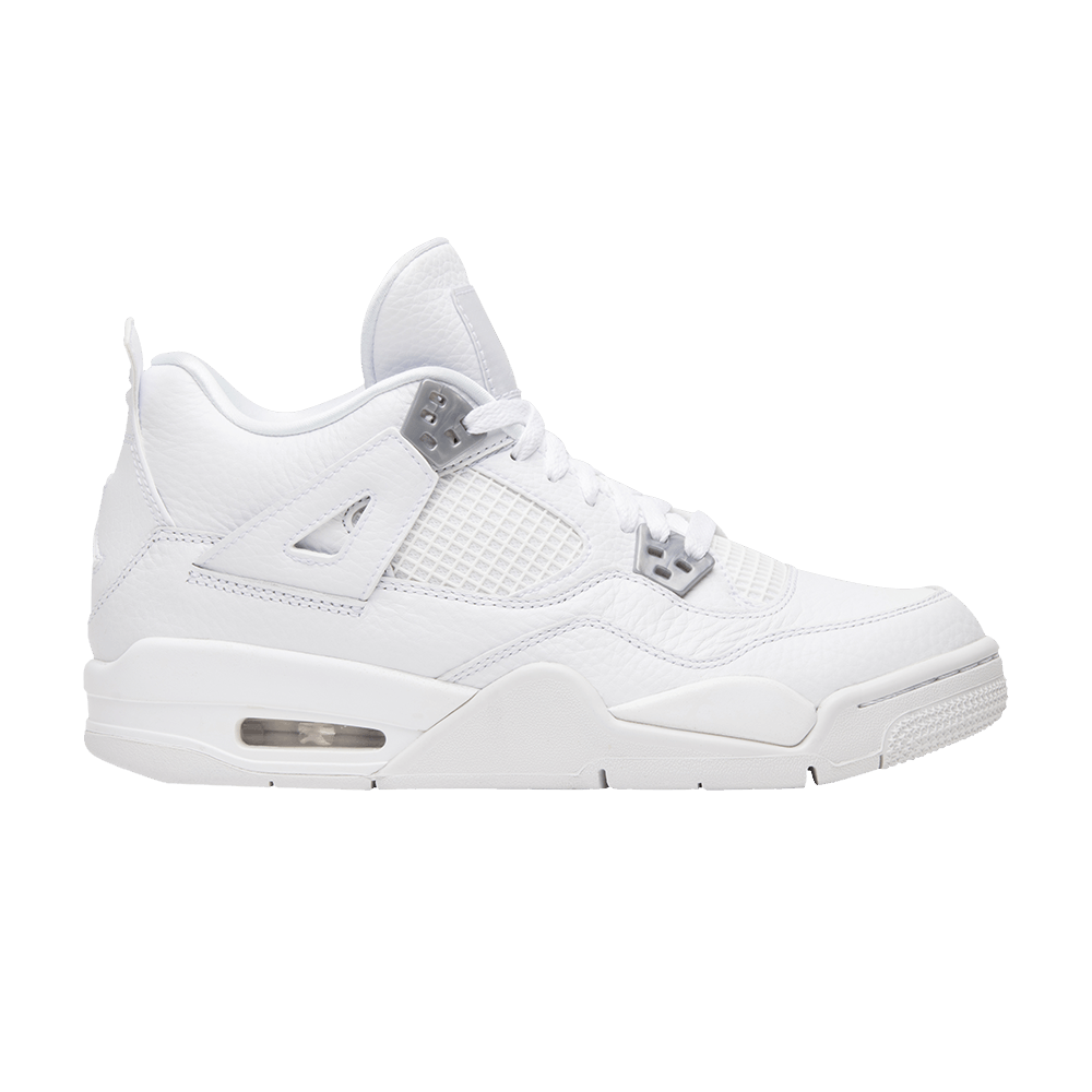 412fca927a1ff6 Air Jordan 4 Retro BG  Pure Money  - Air Jordan - 408452 100