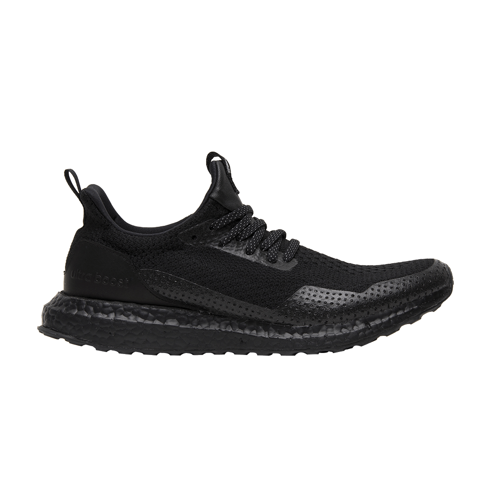 7d6148be2ef HAVEN x UltraBoost Uncaged  Triple Black  - adidas - BY2638