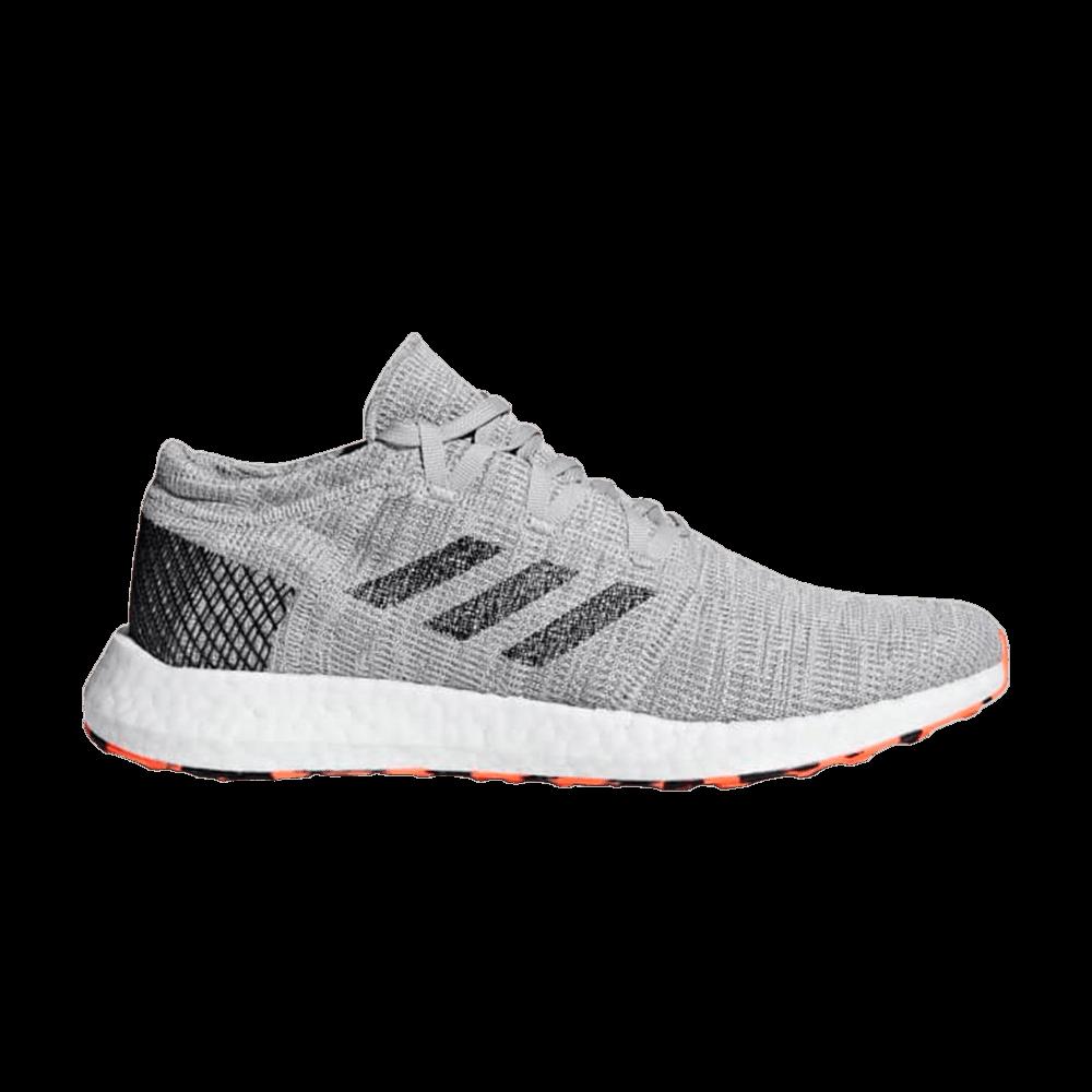 0734796b691de Pureboost Go  Grey  - adidas - AH2324