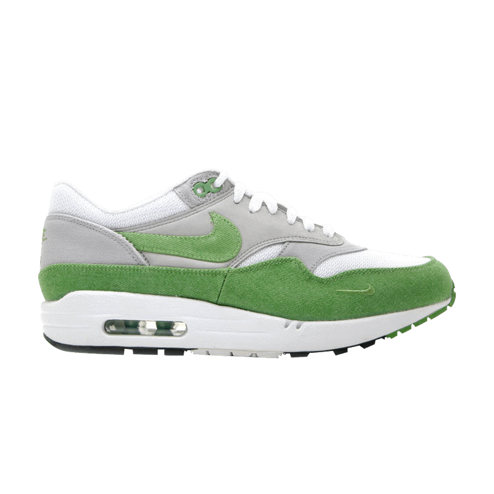check out ce0ff eed26 Patta x Air Max 1 Premium  Chlorophyll  - Nike - 366379 100   GOAT