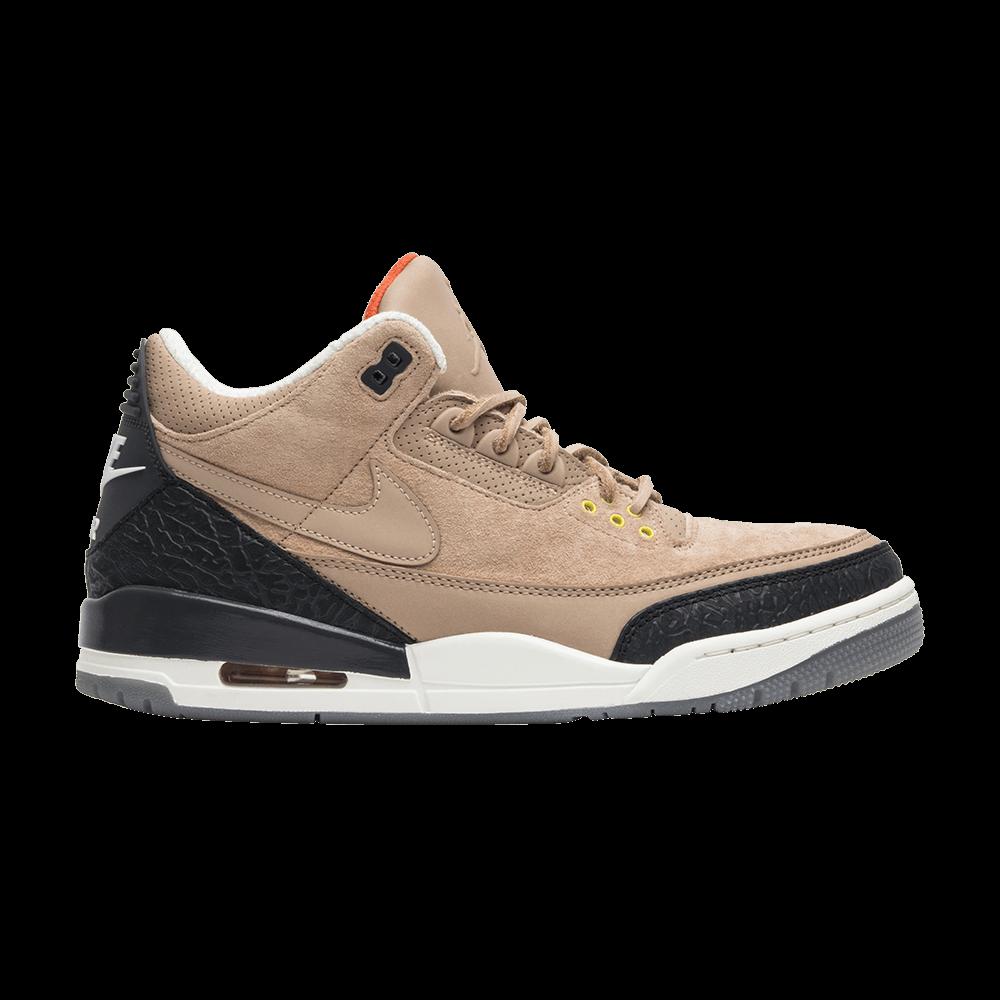 e7463878f32 Air Jordan 3 Retro JTH NRG 'Bio Beige' - Air Jordan - AV6683 200 | GOAT
