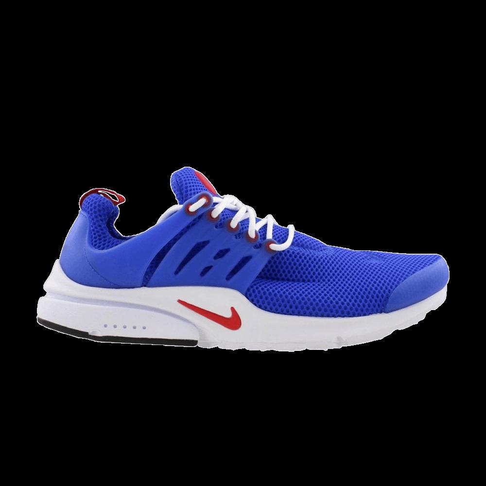 8101403eb5 Air Presto Essential 'Racer Blue' - Nike - 848187 408 | GOAT