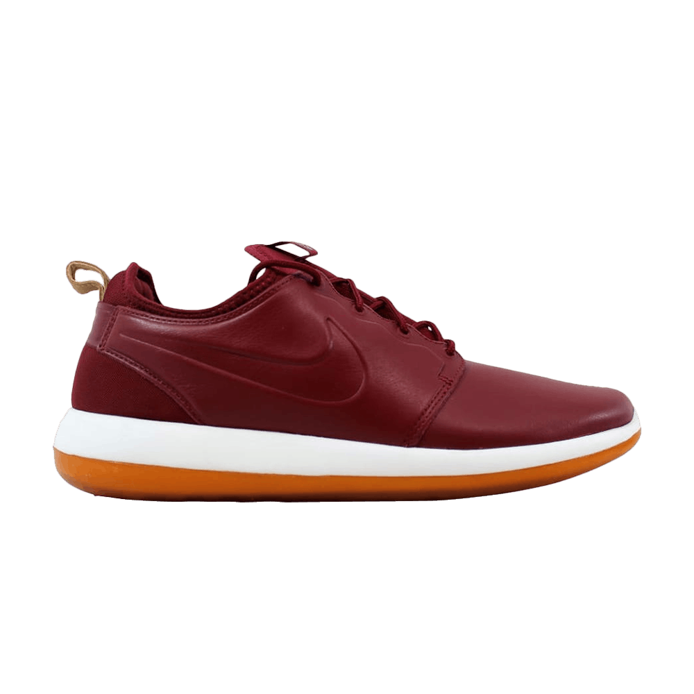 2af986d52176 Roshe Two Leather Premium  Team Red  - Nike - 881987 600