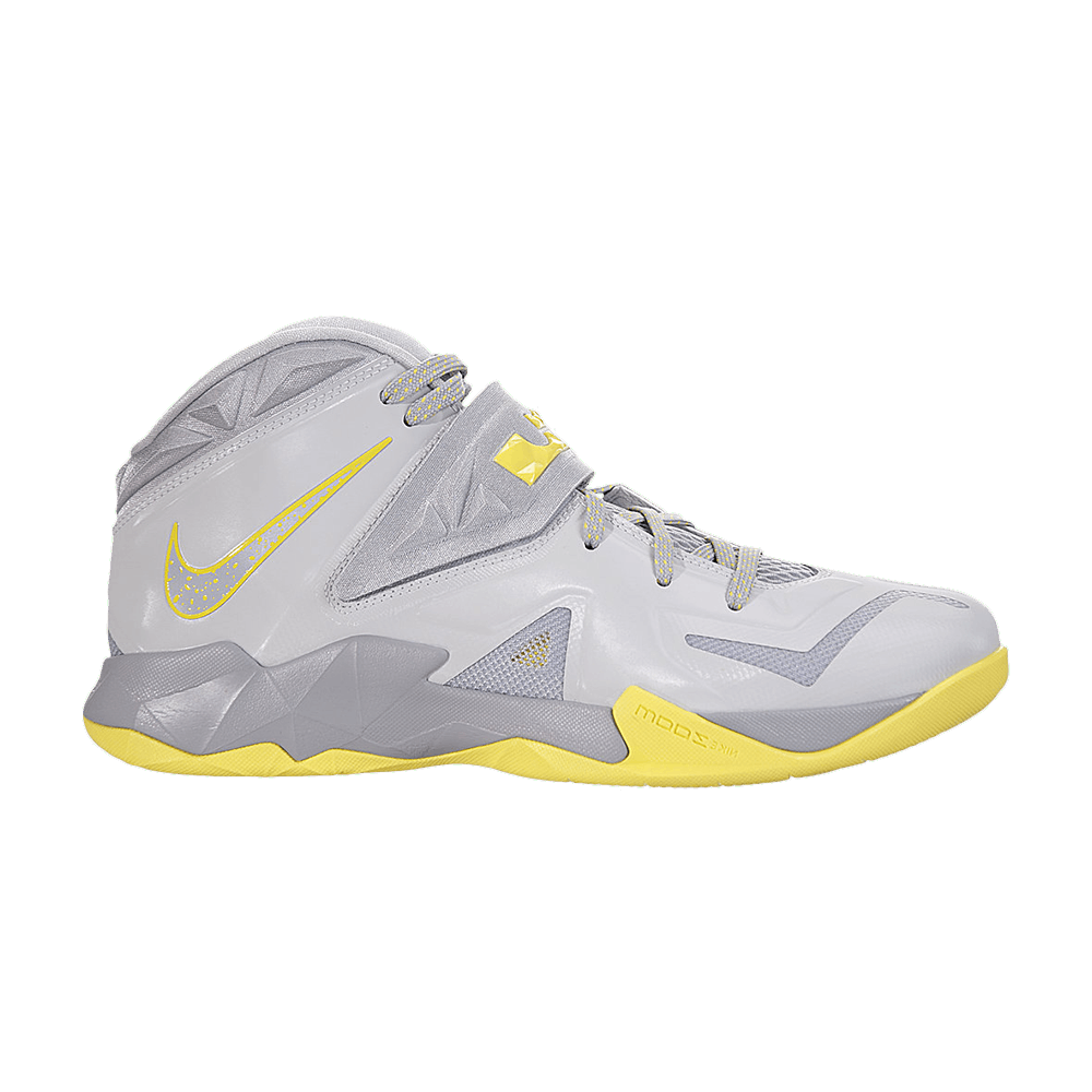 brand new a8486 4ca88 LeBron Zoom Solider 7  Sonic Yellow  - Nike - 599264 001   GOAT