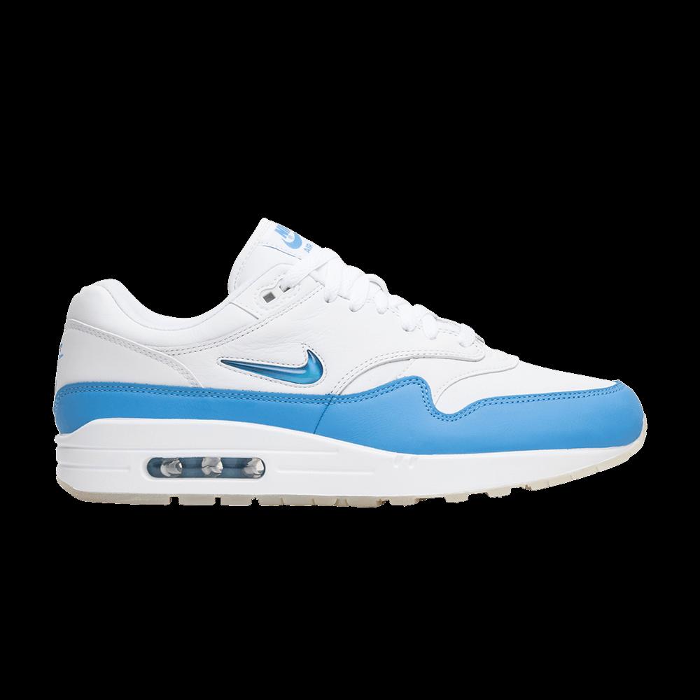 d8bdf99666 Air Max 1 Premium SC Jewel 'University Blue' - Nike - 918354 102 | GOAT