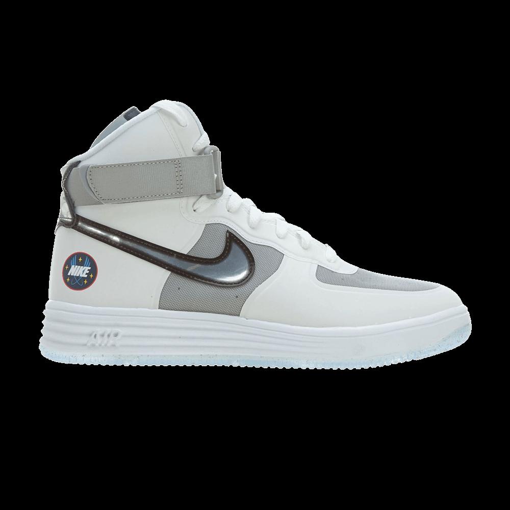 Lunar Force 1 Hi WOW QS 'Space Pack' Nike 632359 100 | GOAT